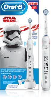 Oral B Junior 6+ Star Wars elektrický zubní kartáček