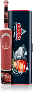 Oral B Vitality Kids 3+ Cars Electric Toothbrush (+ Sleeve)