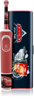Oral B Vitality Kids 3+ Cars elektrická zubná kefka (+ puzdro)