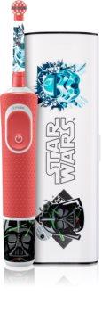 Oral B Vitality Kids 3+ Star Wars periuta de dinti electrica (+ carcasă)