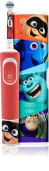 Oral B Vitality Kids 3+ Pixar periuta de dinti electrica cu sac