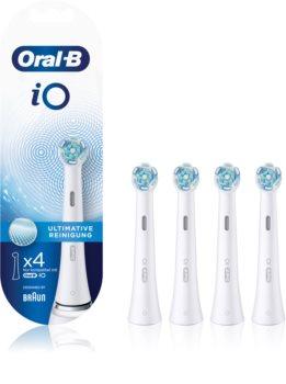 Oral B iO Ultimate Clean têtes de remplacement pour brosse à dents