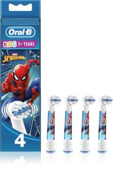 Oral B EB10-4 запасные головки для зубной щетки для детей