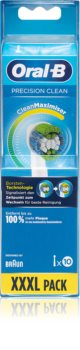 Oral B Precision Clean Replacement Heads For Toothbrush