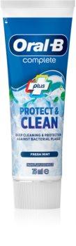 Oral B Complete Plus Mouth Wash Zahncreme für frischen Atem