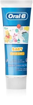 Oral B Baby dětská zubní pasta