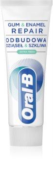 Oral B Gum & Enamel Repair Extra Fresh fogkrém a friss lehelletért