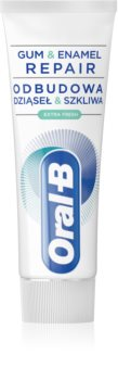 Oral B Gum & Enamel Repair Extra Fresh Zahncreme für frischen Atem