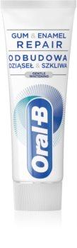 Oral B Gum & Enamel Repair Gentle Whitening jemná bělicí zubní pasta