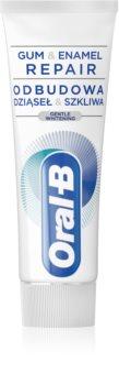 Oral B Gum & Enamel Repair Gentle Whitening Mild blekande tandkräm