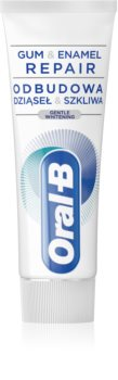 Oral B Gum & Enamel Repair Gentle Whitening απαλά λευκαντική οδοντόκρεμα