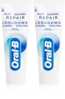 Oral B Gum & Enamel Repair Gentle Whitening schonende bleichende Zahncreme