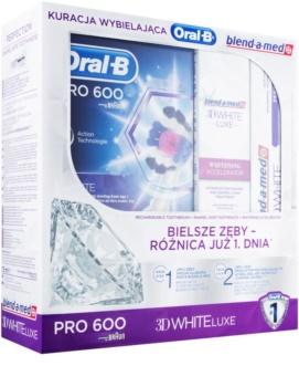 Oral B 3D White Luxe coffret I.