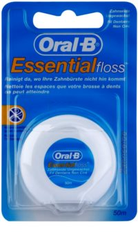 Oral B Essential Floss Unwaxed Dental Floss