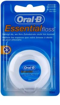 Oral B Essential Floss невощеная зубная нить