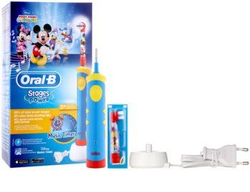 Oral B Kids Power D10.513K escova de dentes eléctrica para crianças