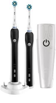 Oral B Pro 1 790 Cross Action Black elektrický zubní kartáček