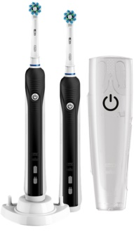 Oral B Pro 1 790 Cross Action Black Elektrisk tandborste