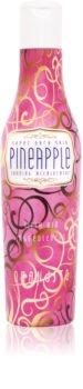 Oranjito Max. Effect Pineapple Solariesolcreme med økologiske ingredienser og brunings accelerator
