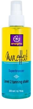 Oranjito Level 2 Shake 2-Phase Tanning Bad Sunscreen