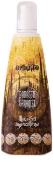 Oranjito Max. Level Babassu Caramel Bräunungsmilch für Solariumaufenthalte