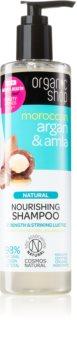 Organic Shop Natural Moroccan Argan & Amla hranjivi šampon za oštećenu i obojenu kosu