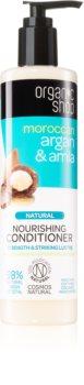 Organic Shop Natural Moroccan Argan & Amla Voedende Conditioner  voor Gekleurd en Beschadigd Haar