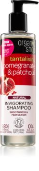 Organic Shop Natural Pomegranate & Patchouli Uppfriskande schampo med återfuktande effekt