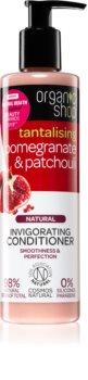 Organic Shop Natural Pomegranate & Patchouli condicionador energizante