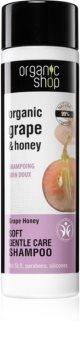 Organic Shop Organic Grape & Honey milde verzorgende shampoo