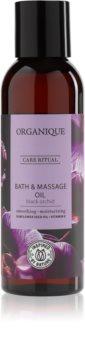 Organique Black Orchid Bade - und Massageöl