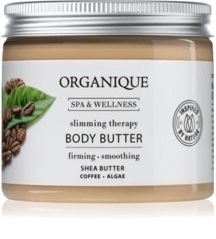 Organique Slimming Therapy zpevňující tělové máslo proti celulitidě