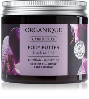 Organique Black Orchid tělové máslo