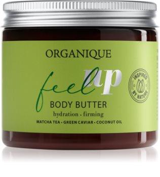 Organique Feel Up zpevňující tělové máslo