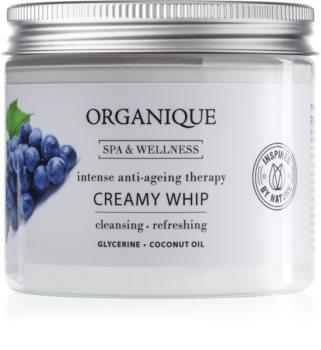 Organique Anti Ageing Therapy Duschschaum für den Körper