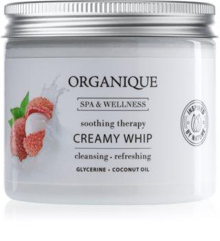 Organique Soothing Therapy sprchová pěna na tělo