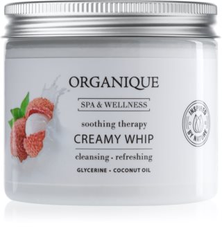 Organique Soothing Therapy tusoló hab testre