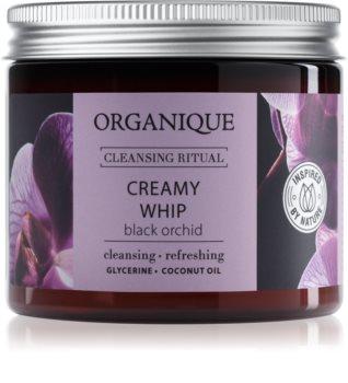 Organique Black Orchid sprchová pěna na tělo