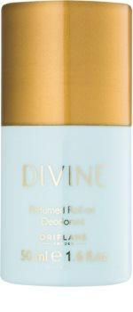Oriflame Divine desodorizante roll-on para mulheres