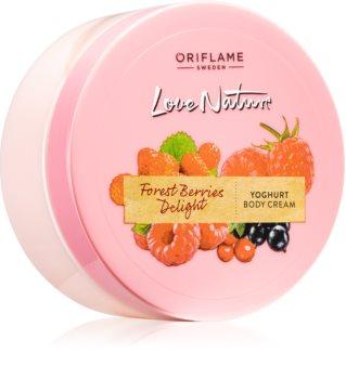 Oriflame Love Nature Forest Berries Delight tělový krém