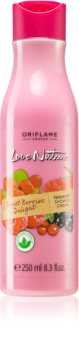 Oriflame Love Nature Forest Berries Delight nährende Duschcreme