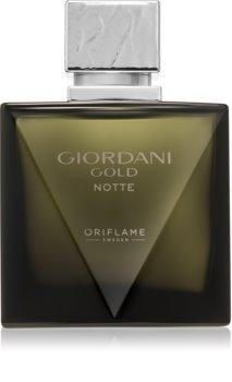 Oriflame Giordani Gold Notte toaletní voda pro muže