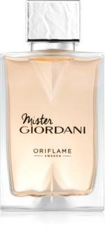 Oriflame Mister Giordani Eau de Toilette voor Mannen