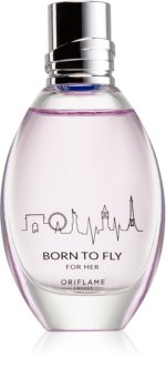 Oriflame Born To Fly eau de toilette hölgyeknek