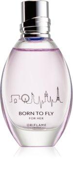 Oriflame Born To Fly Eau de Toilette para mulheres