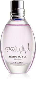 Oriflame Born To Fly Eau de Toilette til kvinder