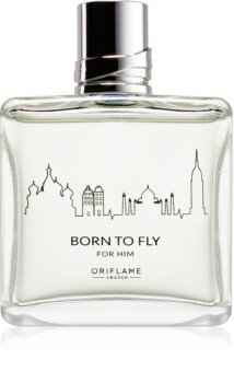 Oriflame Born To Fly Eau de Toilette für Herren