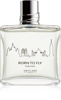 Oriflame Born To Fly eau de toilette per uomo