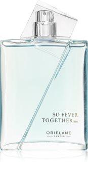Oriflame So Fever Together Eau de Toilette pentru bărbați