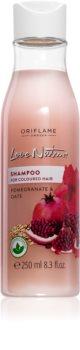 Oriflame Love Nature Pomegranate & Oats Shampoo voor Kleurbescherming
